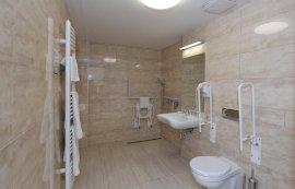 Mozgáskorlátozott fürdőszoba - Dürer