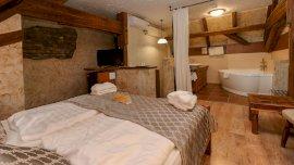 Udvarház tetőtér standard szoba