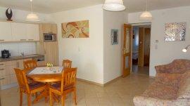 Két hálószobás apartman 3 fő részére.