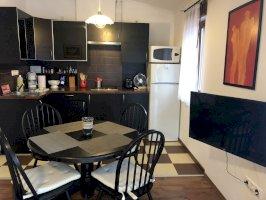II. Apartman konyha + étkező